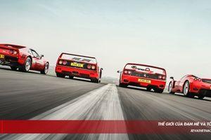 Tóm gọn 13 mẫu siêu xe đỉnh nhất thập niên 1990 (p2)