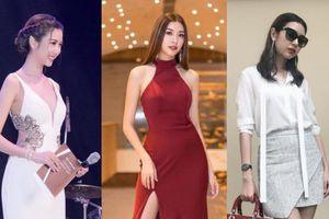 Phong cách thời trang không 'chói mắt' mà vẫn nổi bật của Á hậu Thúy Vân