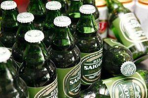 3 tháng, Sabeco thu hơn 6.600 tỷ đồng từ bán bia
