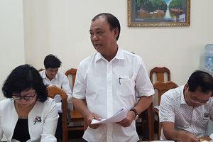 Ông Lê Tấn Hùng nói về việc quản lý và sử dụng đất công