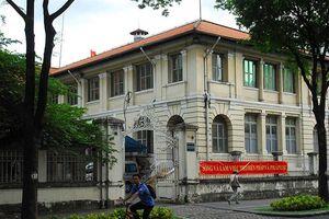 Tòa nhà Dinh Thượng Thơ không phải di tích được bảo tồn
