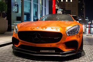 Chạm mặt 'quái vật' Mercedes-AMG GT S độ 650 mã lực
