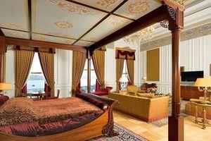 Bên trong những khách sạn xa hoa nhất thế giới