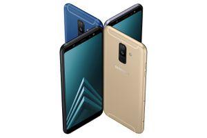 Samsung Galaxy A6 và A6+ chính thức ra mắt