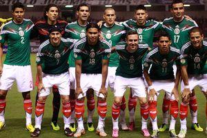 Đội tuyển Mexico World Cup 2018: Khó vượt qua tứ kết
