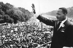 Martin Luther King và giấc mơ dang dở