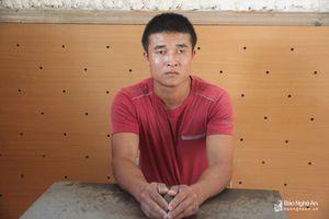 Bắt đối tượng giết người ở Thành phố Vinh sau 36 ngày gây án