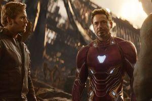 Siêu anh hùng trong Avengers: Infinity War phản ứng thế nào khi bị nói xấu?