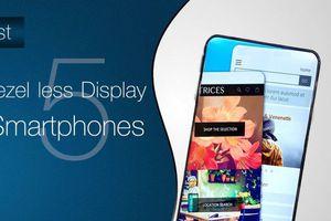 Điểm mặt 5 smartphone tầm trung màn hình tràn viền giá dưới 5 triệu đồng