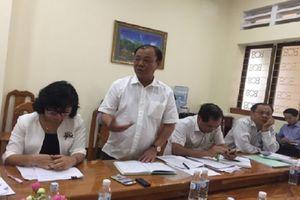 Tổng giám đốc Sagri Lê Tấn Hùng: Sẽ tính toán lại 188 hợp đồng khoán đất công tại Bình Chánh