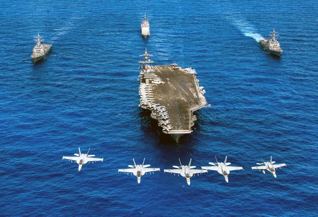 Vì sao tàu sân bay Mỹ lần đầu thăm VN là quan trọng?