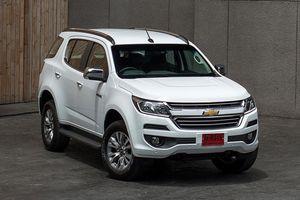Vừa ra mắt, Chevrolet Trailblazer đã giảm 80 triệu đồng