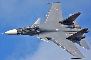 Tiêm kích Nga rơi ở Syria, hai phi công tử nạn