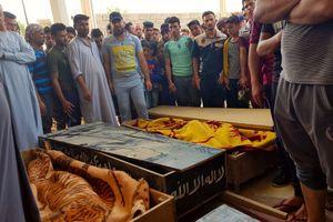 Phản đối IS, 21 dân làng Iraq bị giết hại