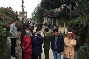 Bắc Giang: Nổ súng ở công ty, phó giám đốc tử vong, giám đốc trọng thương