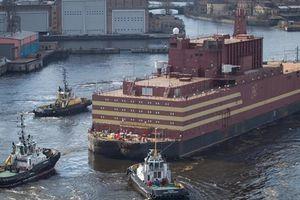 Nhà máy điện hạt nhân nổi Nga - thảm họa Chernobyl?
