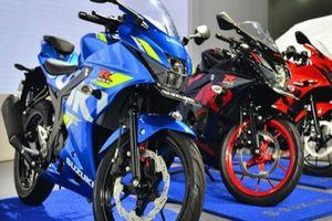 Ra mắt 2018 Suzuki GSX-R150 giá rẻ 49 triệu đồng