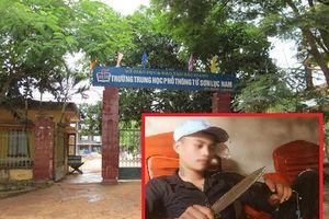 Khởi tố kẻ sát hại dã man nữ sinh cấp 3 trước cổng trường ở Bắc Giang