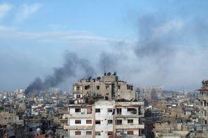 Liên tiếp đại bại, phe nổi dậy Syria tự tay dâng nộp thành trì