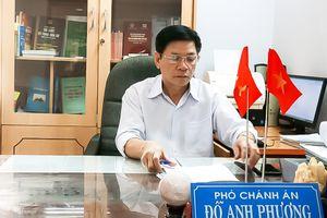 Vị Thẩm phán tiêu biểu của TAND tỉnh Đắk Lắk