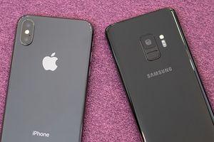 Hiệu năng trên Samsung Galaxy S9 thua iPhone đời cũ?