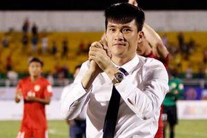 Vì sao Lê Công Vinh bất ngờ từ chức Quyền chủ tịch CLB TPHCM?