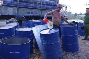 Phát hiện vụ tự ý xử lý dầu thải nguy hại từ nhà máy nhiệt điện