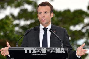 Pháp với chiến lược 'Ấn Độ Dương - Thái Bình Dương'