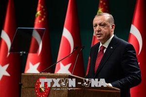 Đảng cầm quyền đề cử Tổng thống Erdogan làm ứng cử viên trong cuộc tổng tuyển cử tại Thổ Nhĩ Kỳ