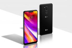 Cận cảnh LG G7 ThinQ vừa ra mắt: Màn hình 'tai thỏ', chip S845, RAM 6 GB, camera kép, chống nước