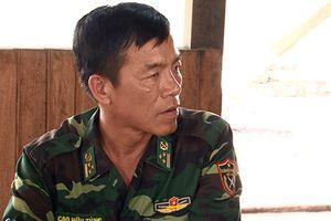 Vụ bắt trùm gỗ lậu Phượng 'râu': Đình chỉ 4 sĩ quan biên phòng