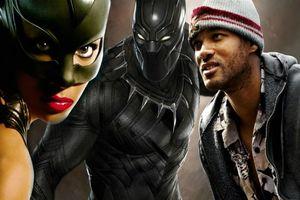Những bộ phim về siêu anh hùng da màu từng ra mắt trước 'Black Panther'