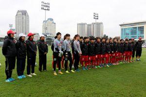 Tuyển bóng đá nữ Việt Nam: Nỗ lực giành vé dự World Cup