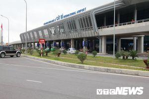 Nữ hành khách Trung Quốc cảnh báo có bom trong hành lí ở sân bay Cát Bi
