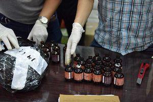 Cảnh báo: Dễ dàng sản xuất ma túy từ thuốc thú y