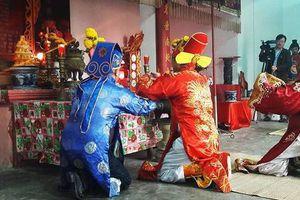 Quảng Bình: Đặc sắc lễ Cầu Ngư ở làng biển Cảnh Dương