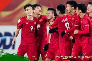 Xếp chung nhóm hạt giống số 1, VN không gặp Thái ở vòng bảng AFF Cup
