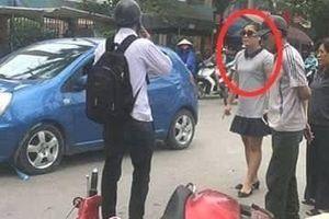 Hải Phòng: Nữ tài xế truyên bố 'con người không quan trọng bằng xe tôi' là ai?