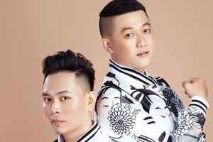 Nhà thiết kế Thế Huy và Hải Long: Đưa thời trang cao cấp vào cải lương