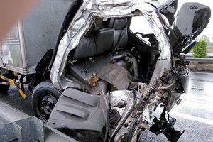 Tai nạn liên hoàn trên cao tốc TPHCM-Trung Lương, 5 người thương vong