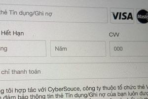 Công nghệ 24h: Bỗng dưng mất tiền trong thẻ Visa liên kết với Shopee