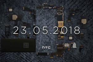 HTC xác nhận giới thiệu sản phẩm mới vào 23/5, có thể là U12