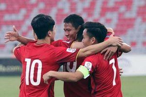VCK Asian Cup 2019: Việt Nam đối đầu đội mạnh nhất châu Á