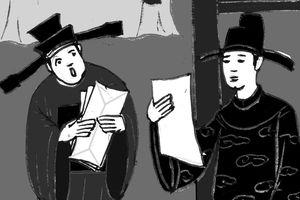 Độc nhất trong sử Việt: Cha con nào cùng đỗ đại khoa trong một kỳ thi?