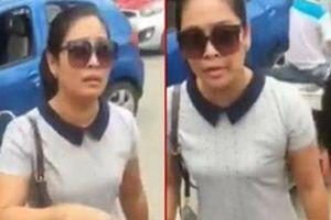 Thân phận bất ngờ của nữ tài xế tuyên bố 'con người không quan trọng'