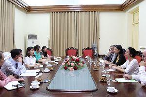 BHXH Việt Nam tăng cường hợp tác quốc tế trong lĩnh vực quản lý chất lượng khám chữa bệnh BHYT