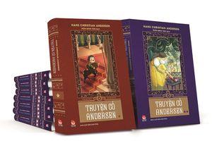 Truyện cổ Andersen ra mắt ấn bản mới