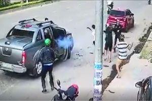 Bắt thêm một người trong vụ hỗn chiến bằng súng ở Nhơn Trạch