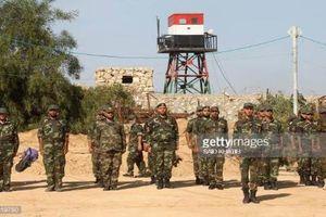 Quân Ai Cập kéo tới dải Gaza, lại định chọc trận Israel?