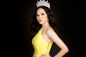 Người đẹp Diệu Linh đại diện Việt Nam dự thi Nữ hoàng du lịch quốc tế 2018